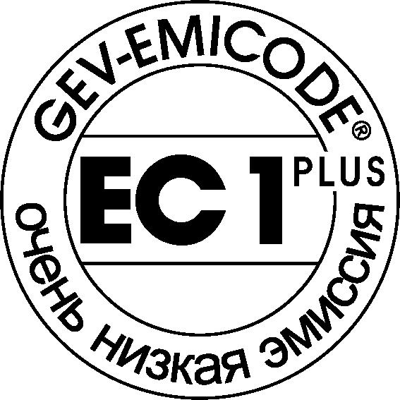 EMICODE® EC1 PLUS