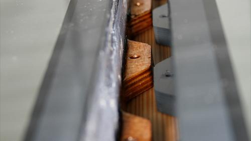 Anwendungsvideo HGV-Element kleben mit Koppelleiste