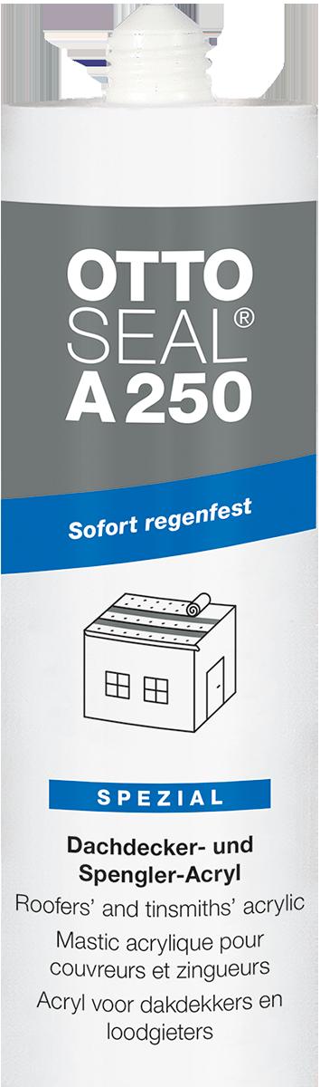 OTTOSEAL A 250_Dachdecker- und Spengler-Acryl_310 ml -Kartusche_Teaserbild